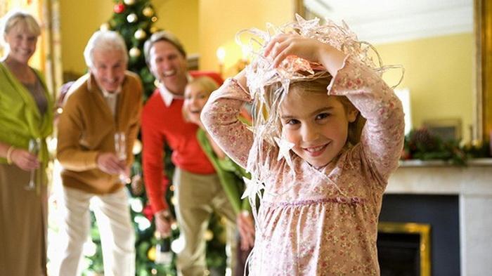 Идеи для новогодней ночи в кругу семьи