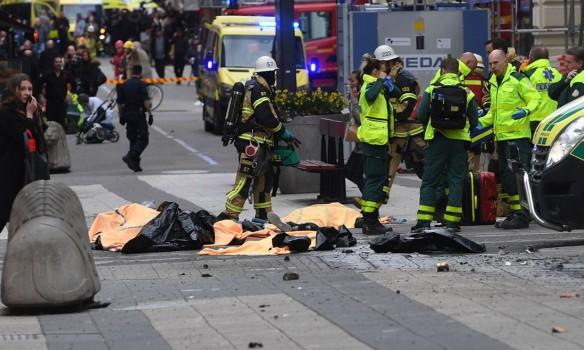 Террорист из Стокгольма оказался гражданином Узбекистана