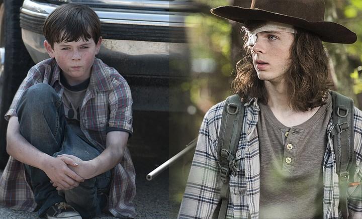 Как меняются дети-актеры за время съемок в одном сериале