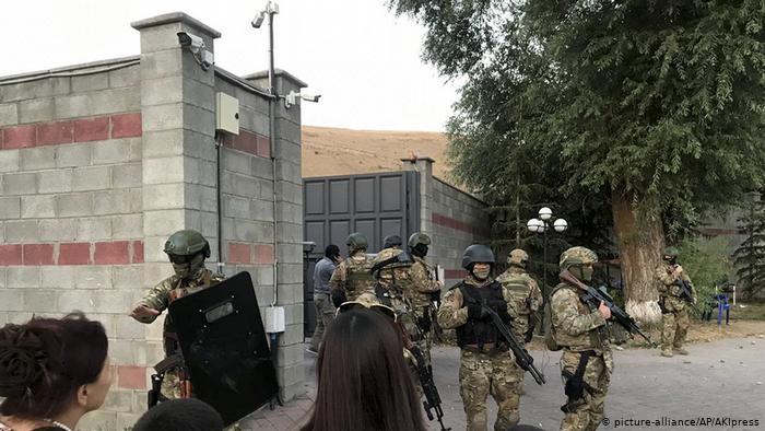 Штурм резиденции Атамбаева: Киргизия на пороге гражданской войны между Севером и Югом