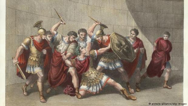 Преторианцы: первые телохранители в истории