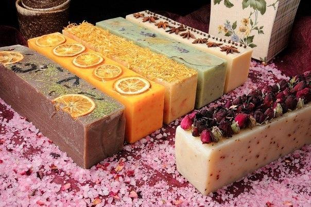 Как сделать мыло из основы