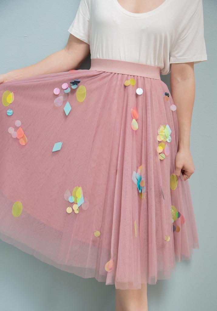 Нарядные юбки (Diy)