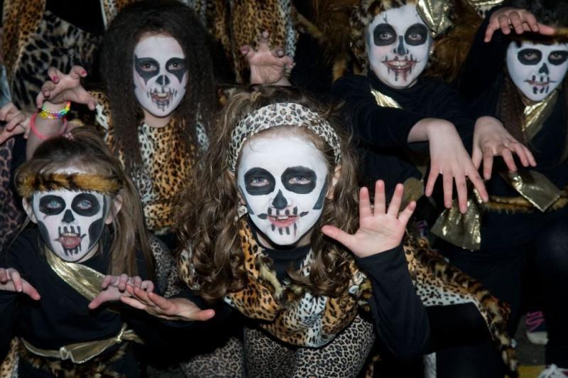 Лучшие места в мире для празднования Хэллоуин
