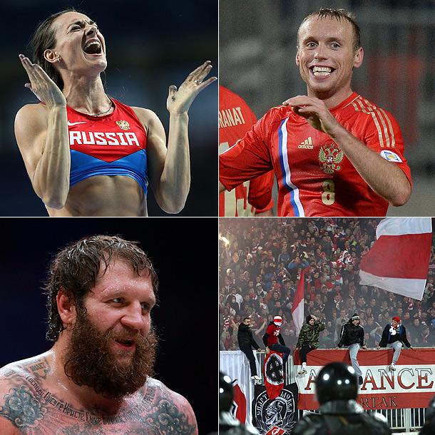 Триумфы России в преддверии Сочи-2014