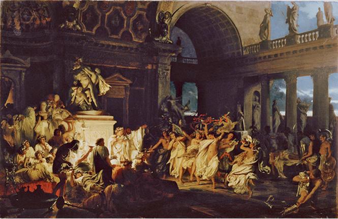 8 лучших оргий и вечеринок в истории цивилизации!