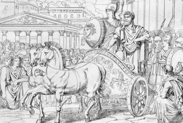 Почему греки представляли олимпийских богов знатной семьей захватившей власть