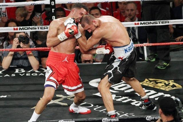 Боксер Ковалев подал протест на результат боя с Уордом