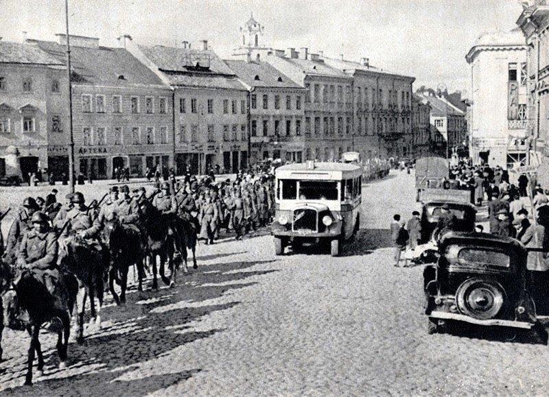 Фотографии СССР 1939-1945