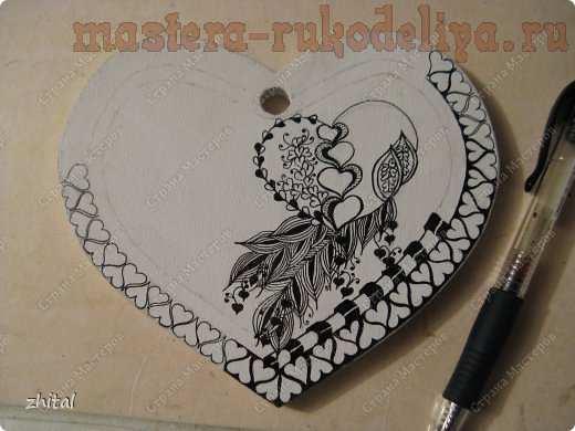 Мастер-класс по росписи: Подарки для подружек