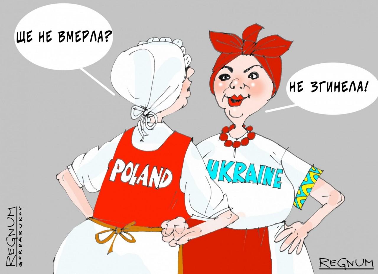 """""""Ктобальшедаст-националисты"""" стремятся согнуть Украину в Балто-Черноморскую дугу"""
