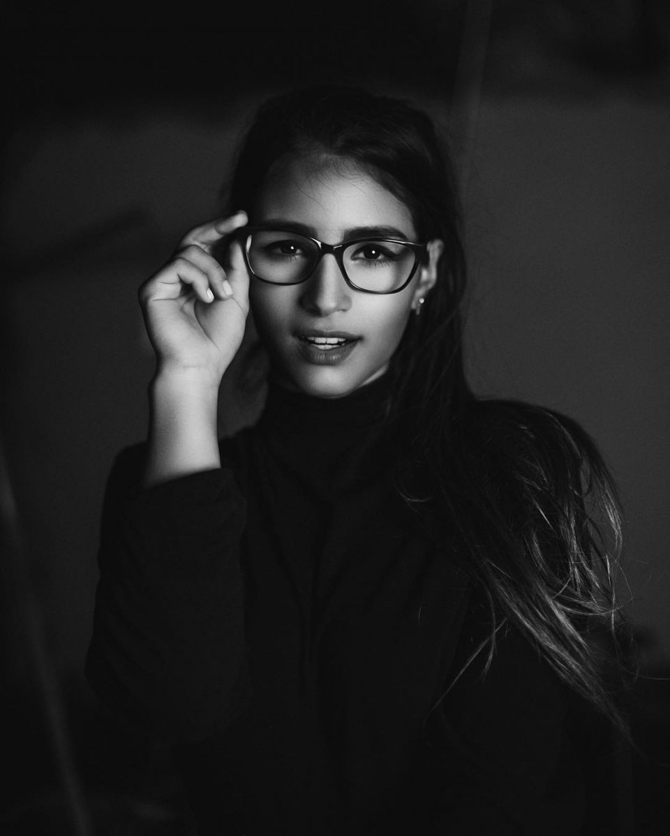 Красивые женские портреты Уэсли Банзароли