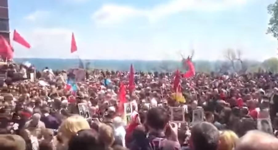 Днепропетровск под угрозой: нацики жаждут мести за 9 мая