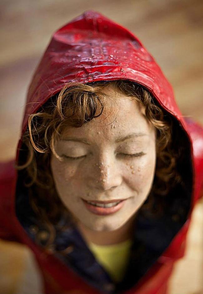Фото мокрых шелочек 10 фотография