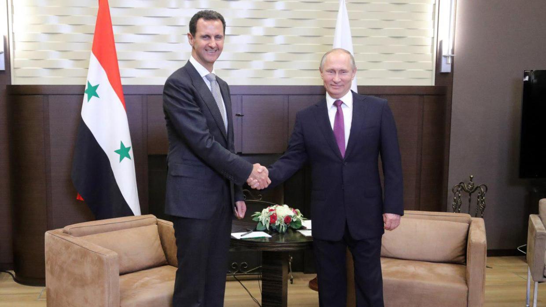 Африн возвращается к Дамаску…