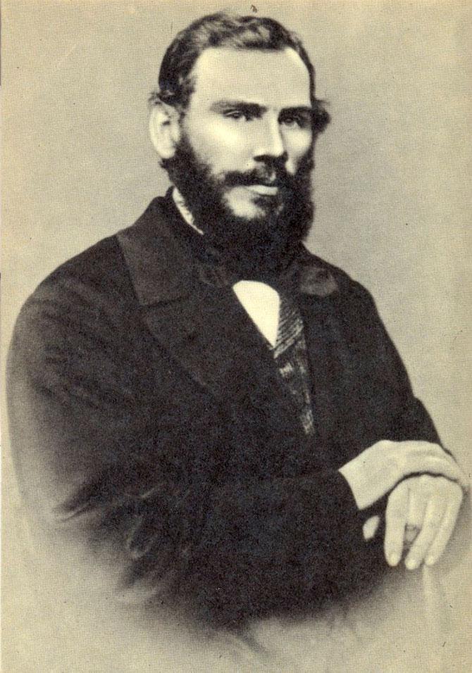 ЛФотографии Льва Толстого
