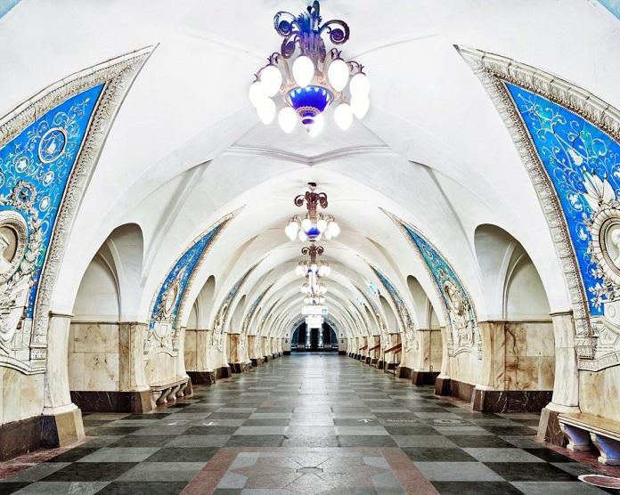 факты о московском метро