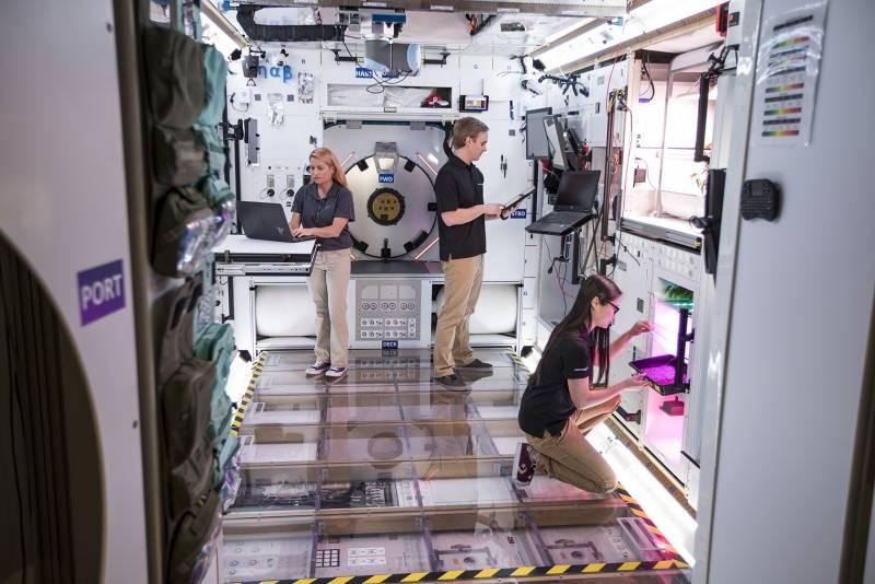 NASA показало прототип будущей лунной базы