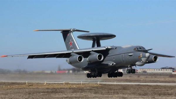 Вернувшийся в Сирию русский А-50У поставит на место военную авиацию Израиля