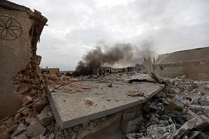 Россия и Турция нанесли совместный авиаудар по боевикам ИГ в Сирии
