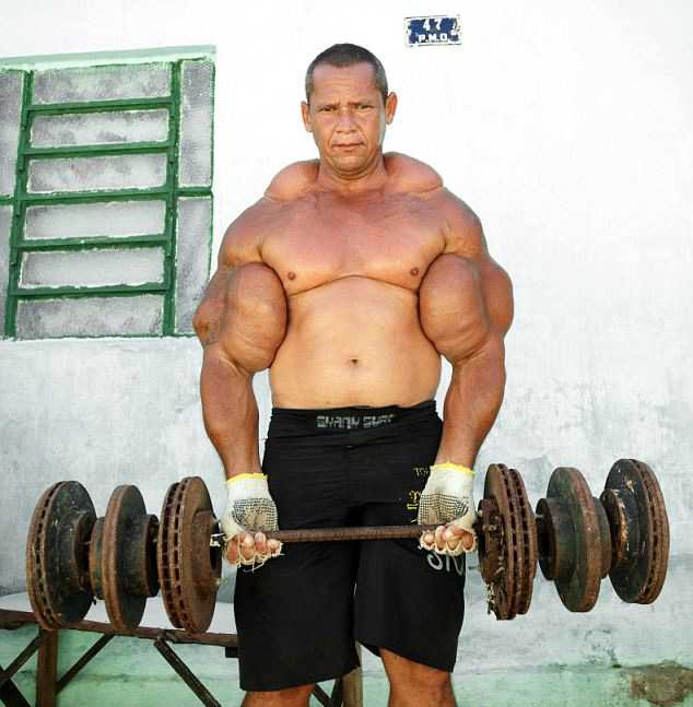 Качалка своими руками для мышц
