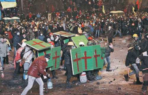 Украинское униатство и неонацизм – два сапога пара