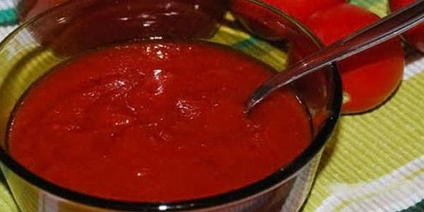 Делаем домашний кетчуп на зиму. Ничем не хуже магазинного