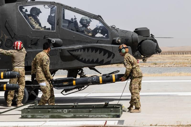 ВВС США могут увеличить количество ударов в Афганистане