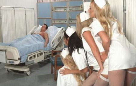 Госпиталь....