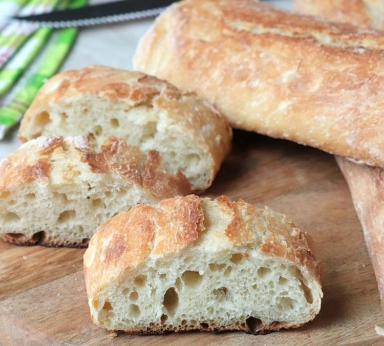 """Итальянский хлеб """"Стирато"""""""