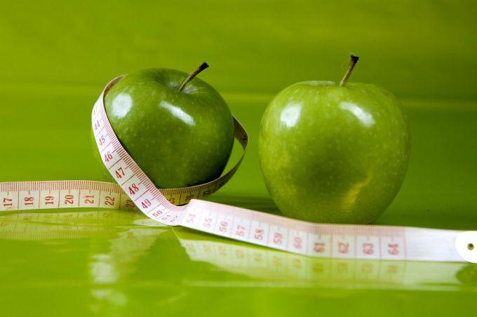 Яблоки - универсальный продукт для похудения