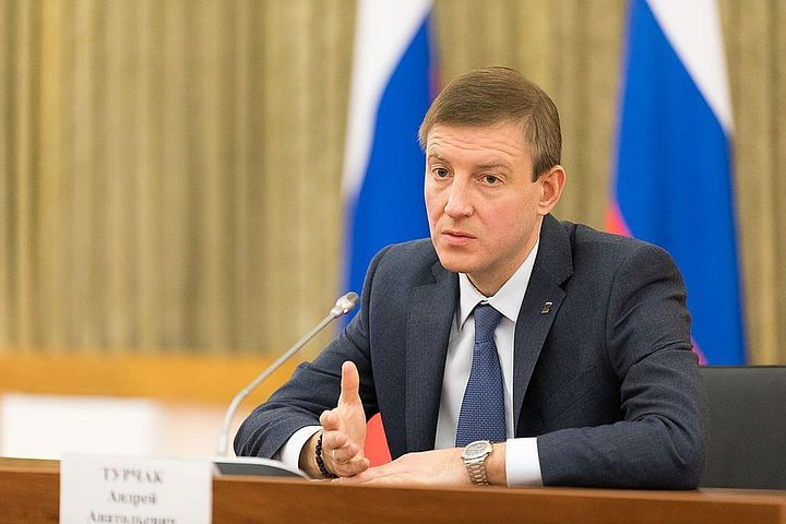Турчака избрали секретарем генсовета «Единой России»