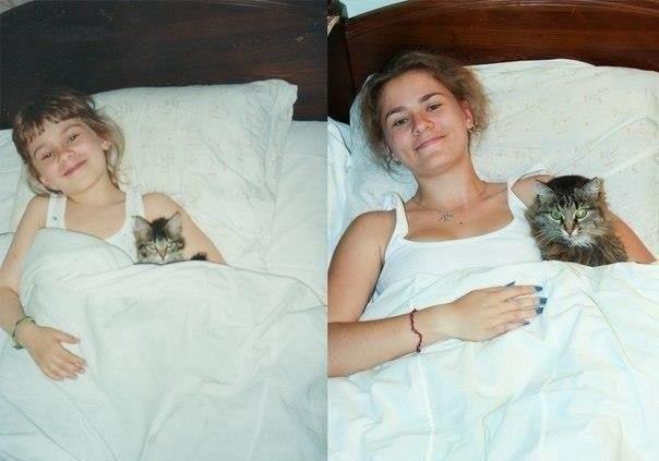 14 лет спустя))))