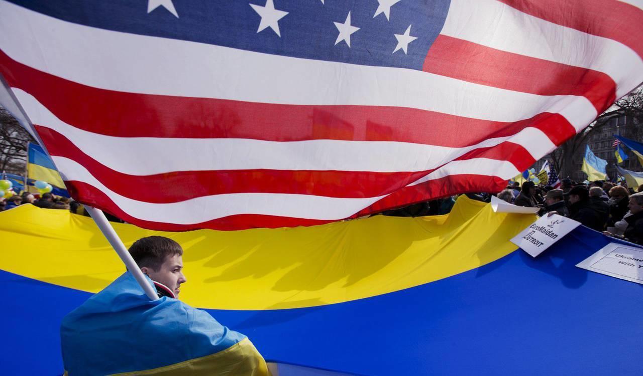 США ЗАЧИЩАЮТ ИНФОРМАЦИОННОЕ ПОЛЕ УКРАИНЫ
