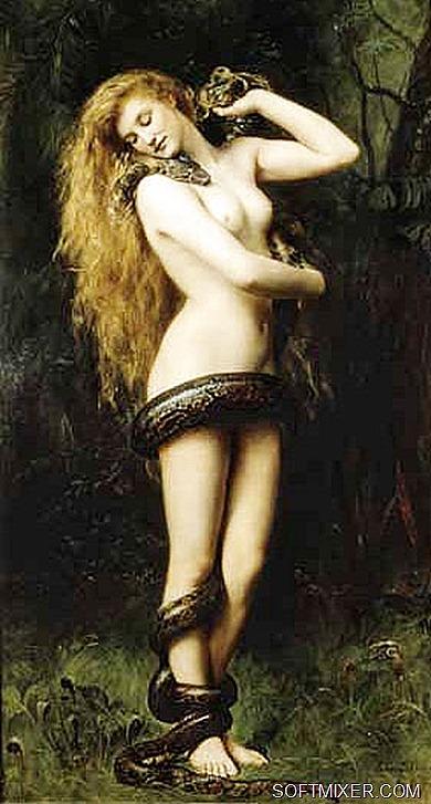 Змея по имени Лилит
