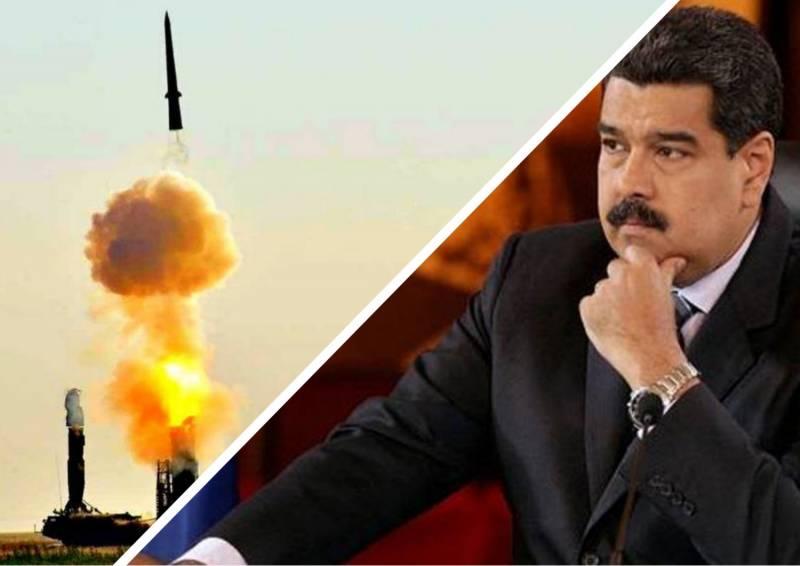 С-300ВМ дают Москве время на размышления. Стратегический актив товарища Мадуро