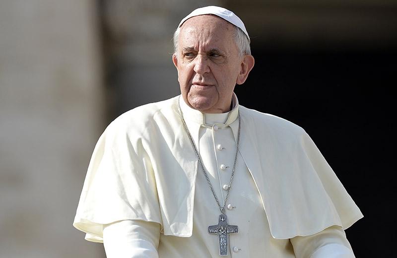 Интересно, что это было? Папа Римский намекнул на грядущее раскулачивание России