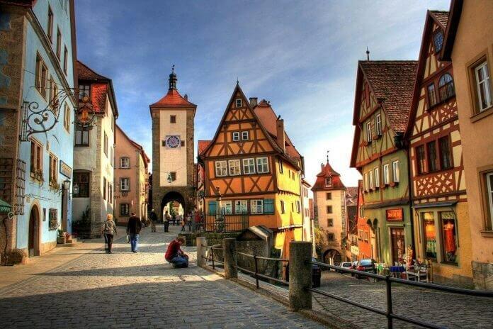 Германия: все о стране, города, места, люди, еда, острова, фауна, поездка, связь
