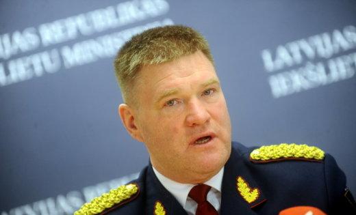 Латвия создает подразделения для подавления массовых беспорядков