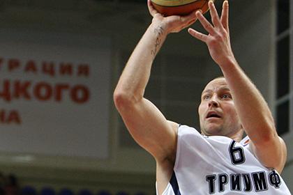 Бывший баскетболист сборной России задержан с кокаином