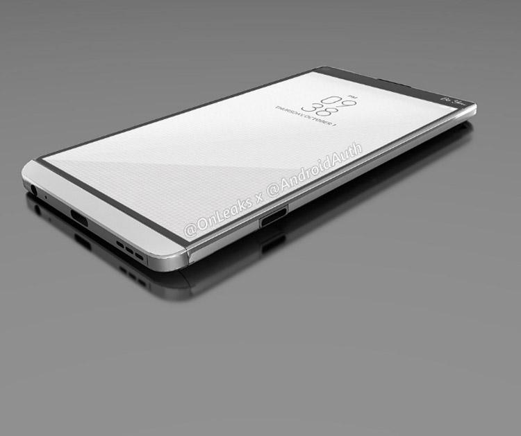 Раскрыты дата релиза и стоимость планшетофона LG V20