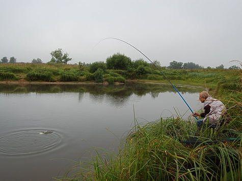 Когда нужна тяжелая оснастка для поплавочной ловли