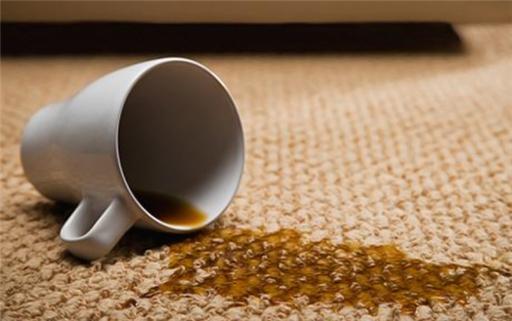 Как вывести пятна от чая и кофе