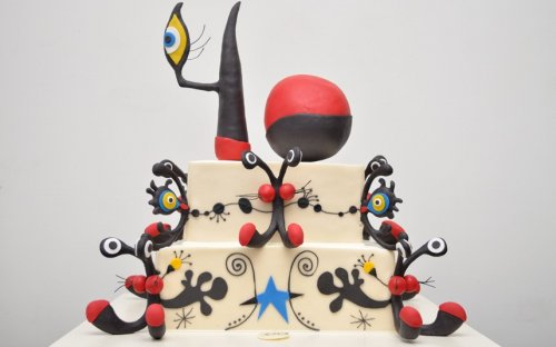 Невероятные торты от Сильвии Вейнсток