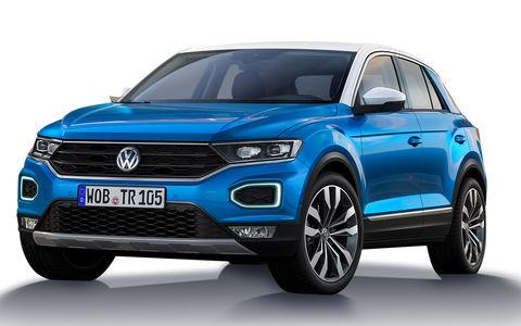 Volkswagen T‑Roc: ждем в России