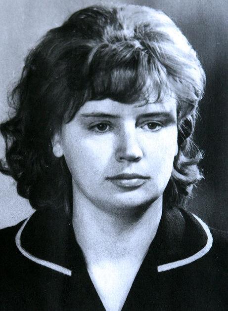 Лидия Фёдоровна Майорова