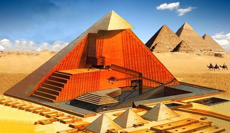 В пирамиде Хеопса обнаружили загадочную пустоту