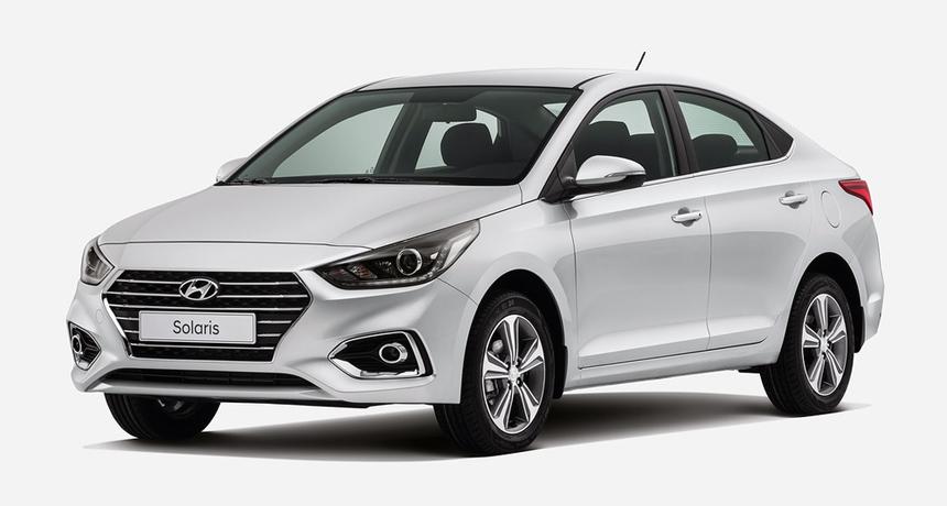Премьера бестселлера: Hyundai представила новый Solaris для России