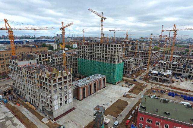 Строительство путепровода в районе бывшего ЗИЛа близится к завершению