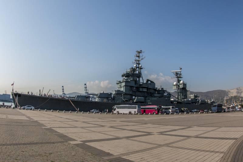 Крейсер «Михаил Кутузов». О корабле и схватке за него